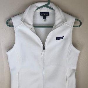 Patagonia fleece jacket!